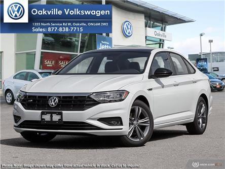 2019 Volkswagen Jetta 1.4 TSI Highline (Stk: 20550) in Oakville - Image 1 of 23