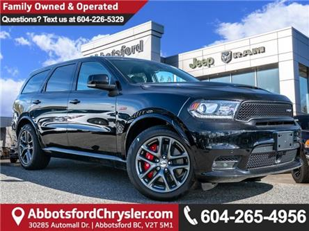 2019 Dodge Durango SRT (Stk: K685350) in Abbotsford - Image 1 of 27