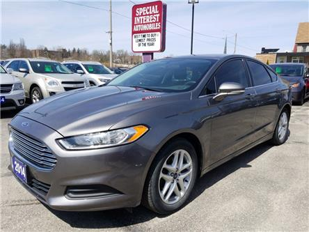 2014 Ford Fusion SE (Stk: 403386) in Cambridge - Image 1 of 21