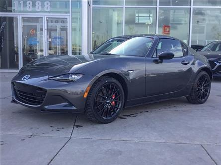 2018 Mazda MX-5 RF GT (Stk: N3418) in Calgary - Image 1 of 8