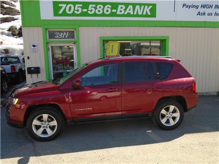 2014 Jeep Compass Sport/North (Stk: ) in Sudbury - Image 1 of 6