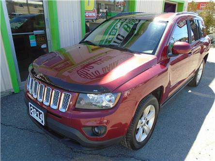 2014 Jeep Compass Sport/North (Stk: ) in Sudbury - Image 2 of 6