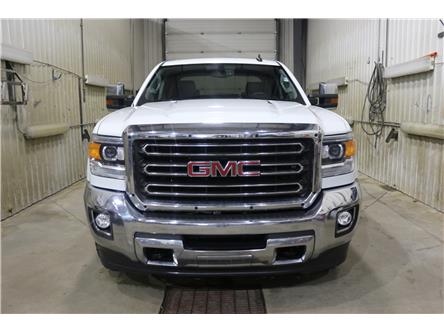 2015 GMC Sierra 3500HD SLT (Stk: KP001A) in Rocky Mountain House - Image 2 of 30