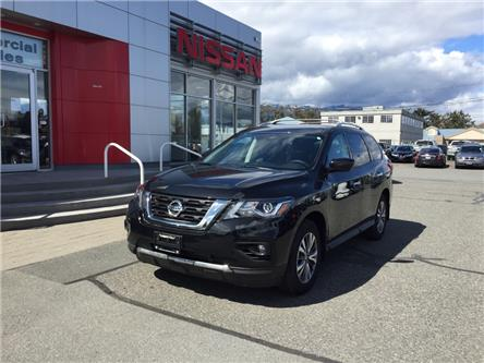 2019 Nissan Pathfinder SL Premium (Stk: N96-6040) in Chilliwack - Image 1 of 22
