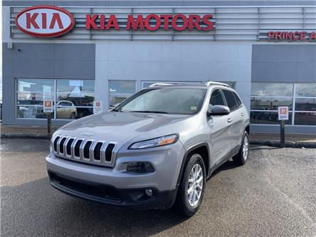 2015 Jeep Cherokee North (Stk: B4098) in Prince Albert - Image 1 of 17