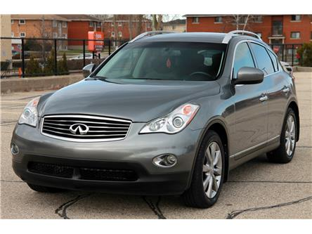 2011 Infiniti EX35 Luxury (Stk: 1903117) in Waterloo - Image 1 of 30