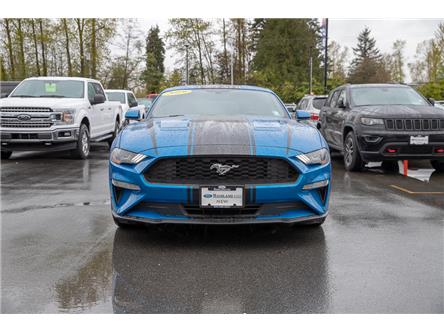 2019 Ford Mustang EcoBoost (Stk: 9MU5161) in Vancouver - Image 2 of 25