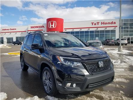 2019 Honda Passport EX-L (Stk: 2190803) in Calgary - Image 1 of 10
