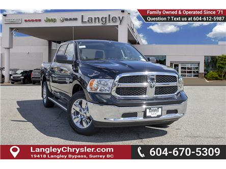 2019 RAM 1500 Classic ST (Stk: K607694) in Surrey - Image 1 of 24