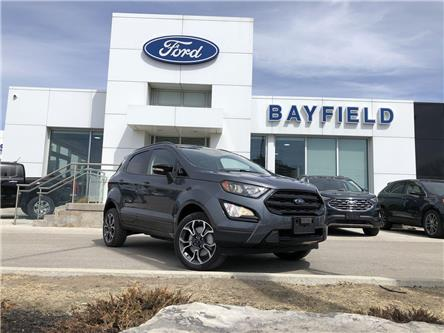 2019 Ford EcoSport SES (Stk: ET19439) in Barrie - Image 1 of 25