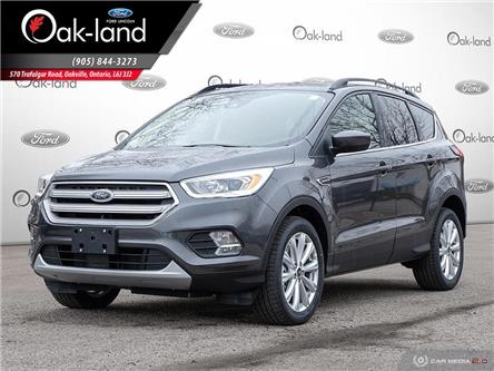 2019 Ford Escape SEL (Stk: 9T393) in Oakville - Image 1 of 26