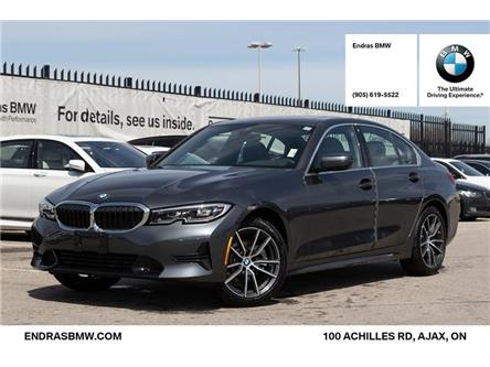 2019 BMW 330i xDrive (Stk: 35498) in Ajax - Image 1 of 22