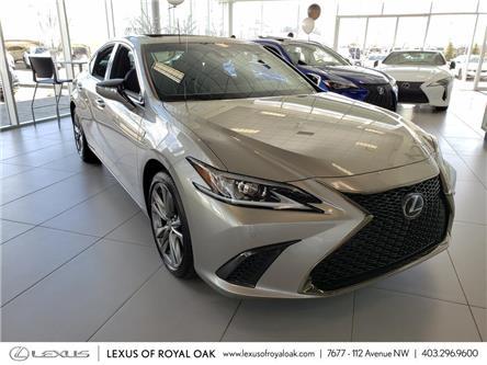 2019 Lexus ES 350 Premium (Stk: L19189) in Calgary - Image 1 of 5