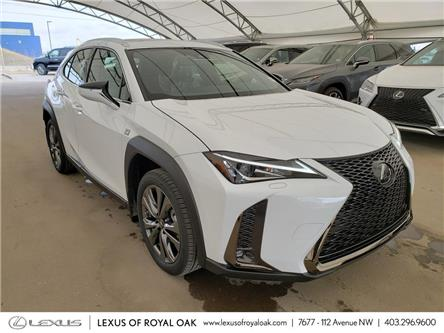2019 Lexus UX 200 Base (Stk: L19276) in Calgary - Image 1 of 5
