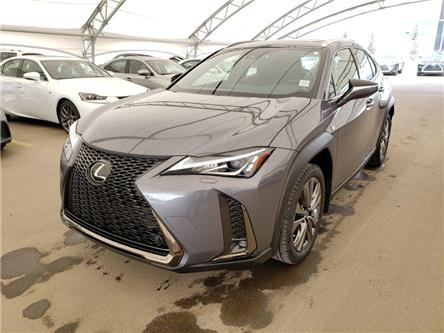 2019 Lexus UX 200 Base (Stk: L19346) in Calgary - Image 2 of 5