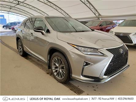 2019 Lexus RX 450h Base (Stk: L19400) in Calgary - Image 1 of 5