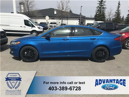 2019 Ford Fusion SE (Stk: K-437) in Calgary - Image 2 of 5