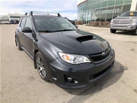 2012 Subaru WRX STI  (Stk: 284169A) in Calgary - Image 1 of 18