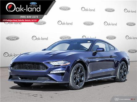 2019 Ford Mustang EcoBoost (Stk: 9G029) in Oakville - Image 1 of 21