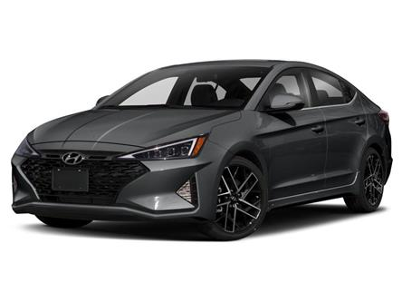 2019 Hyundai Elantra Sport (Stk: 28768) in Scarborough - Image 1 of 9
