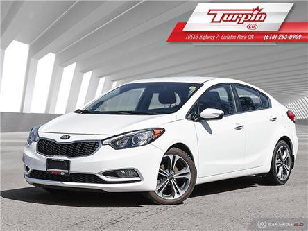 2015 Kia Forte 2.0L EX (Stk: 19P006A) in Carleton Place - Image 1 of 27
