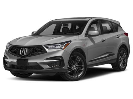 2019 Acura RDX A-Spec (Stk: AT510) in Pickering - Image 1 of 9