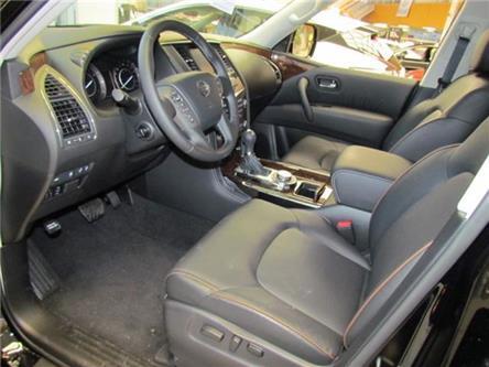 2019 Nissan Armada Platinum (Stk: RY19A002) in Richmond Hill - Image 2 of 5
