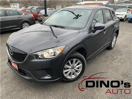 2015 Mazda CX-5 GX (Stk: 521680) in Orleans - Image 1 of 27