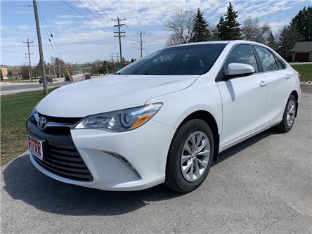 2017 Toyota Camry LE (Stk: P8218) in Walkerton - Image 1 of 18