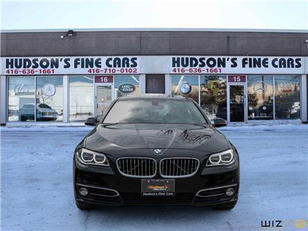 2016 BMW 535i xDrive (Stk: 52533) in Toronto - Image 2 of 30
