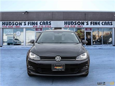 2015 Volkswagen Golf 1.8 TSI Highline (Stk: 99289) in Toronto - Image 2 of 29
