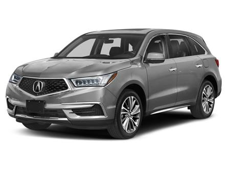 2019 Acura MDX Tech (Stk: K804625SHUTTLE) in Brampton - Image 1 of 8