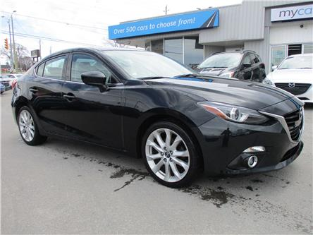 2014 Mazda Mazda3 GT-SKY (Stk: 190412) in Kingston - Image 1 of 15