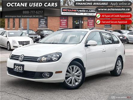 2013 Volkswagen Golf 2.0 TDI Highline (Stk: ) in Scarborough - Image 1 of 22