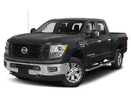 2019 Nissan Titan XD Platinum Reserve Gas (Stk: M19N001) in Maple - Image 1 of 9