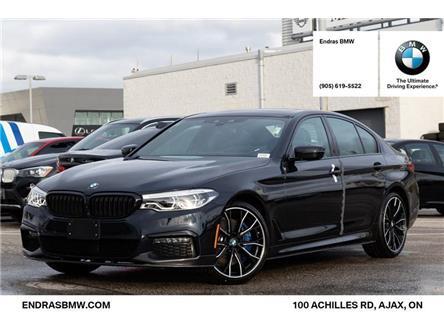 2019 BMW 540i xDrive (Stk: 52479) in Ajax - Image 1 of 22
