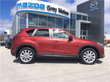 2013 Mazda CX-5 GT (Stk: 03341P) in Owen Sound - Image 1 of 21