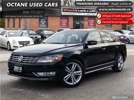 2014 Volkswagen Passat 2.0 TDI Highline (Stk: ) in Scarborough - Image 1 of 23