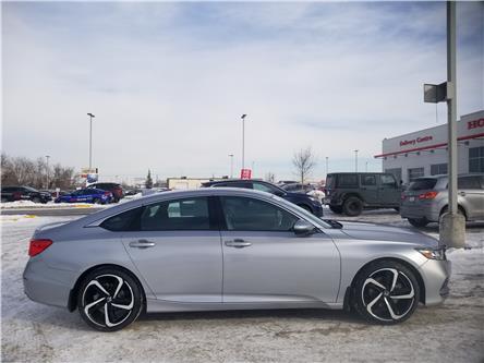 2019 Honda Accord Sport 1.5T (Stk: 2190851) in Calgary - Image 2 of 7