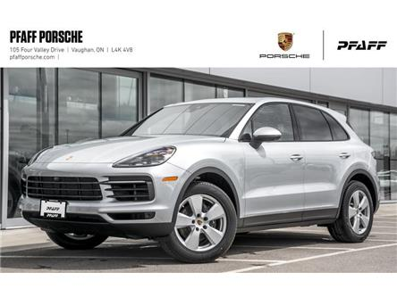 2019 Porsche Cayenne  (Stk: PD13916) in Vaughan - Image 1 of 22