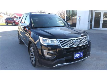 2017 Ford Explorer Platinum (Stk: L1234A) in Bobcaygeon - Image 2 of 22