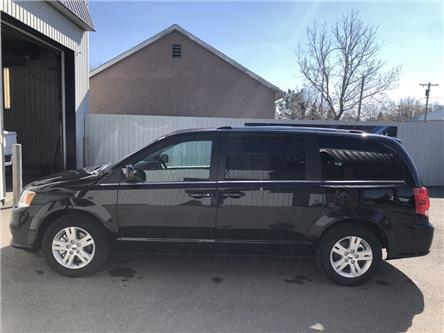 2019 Dodge Grand Caravan Crew (Stk: 14801) in Fort Macleod - Image 2 of 21