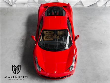 2013 Ferrari 458 Italia Base (Stk: ZFF67NFA0D0192143) in Woodbridge - Image 2 of 43