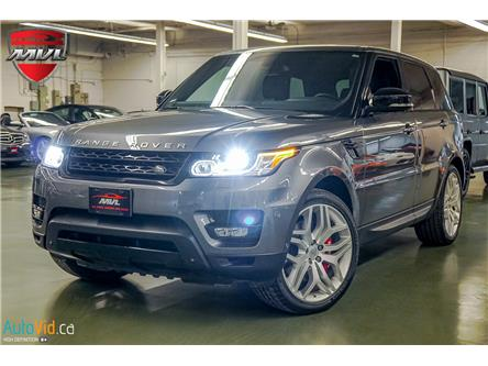 2014 Land Rover Range Rover Sport V8 Supercharged (Stk: ) in Oakville - Image 2 of 38