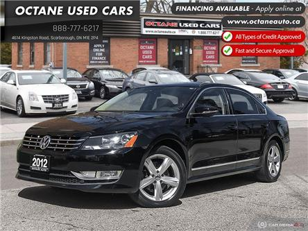 2012 Volkswagen Passat 2.0 TDI Comfortline (Stk: ) in Scarborough - Image 1 of 24