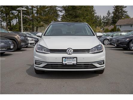 2018 Volkswagen Golf 1.8 TSI Highline (Stk: JG292235) in Vancouver - Image 2 of 29