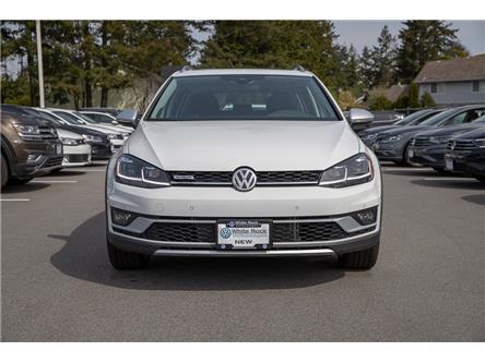 2019 Volkswagen Golf Alltrack 1.8 TSI Highline (Stk: KG501495) in Vancouver - Image 2 of 30