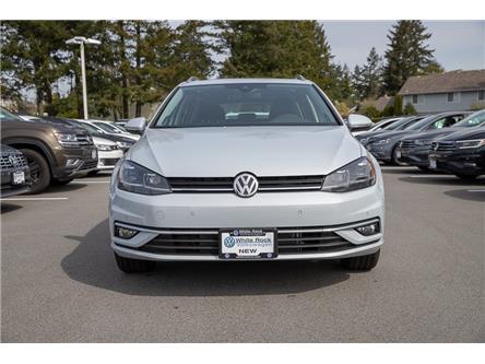 2019 Volkswagen Golf SportWagen 1.8 TSI Execline (Stk: KG503794) in Vancouver - Image 2 of 30