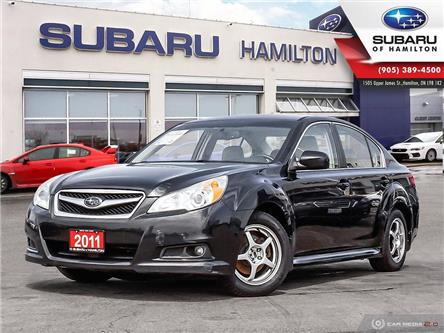 2011 Subaru Legacy 2.5 i Limited Package (Stk: U1421A) in Hamilton - Image 1 of 25