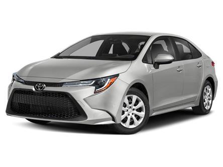 2020 Toyota Corolla LE (Stk: 002017) in Milton - Image 1 of 9